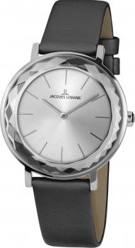 Jacques Lemans Damenuhr Classic 1-2054A
