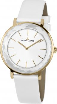 Jacques Lemans Damenuhr Classic 1-2054L