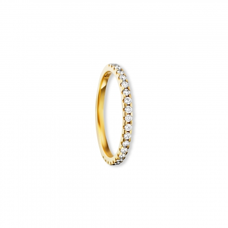 Bedra Memoire Ring Gelbgold RB00032.2