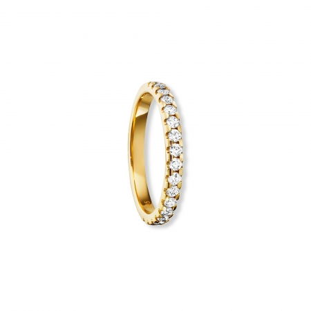 Bedra Memoire Ring Gelbgold  RB00033.2