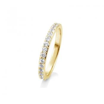 Saint Maurice Memoire Ring Brillant Gelbgold 41850010G